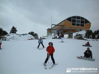 squí Baqueira - Aprende a esquiar; viajes de fines de semana; rutas culturales madrid